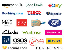 Raise Money for CAST Rossendale with all these Brands